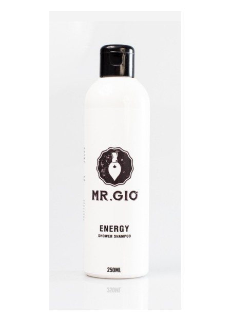 MR GIO' - ENERGY SHOWER SHAMPOO 250ml