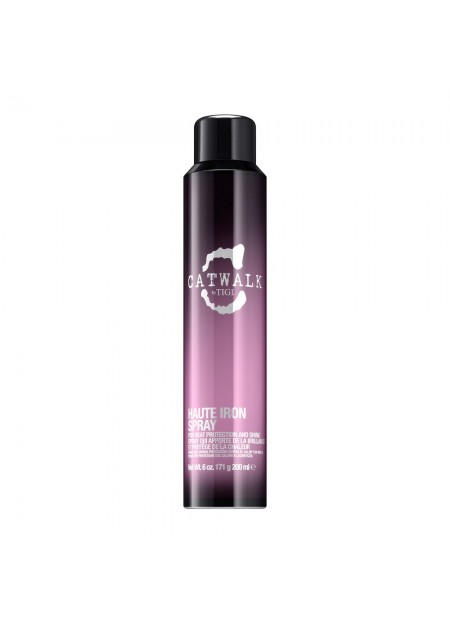 TIGI CATWALK- HAUTE IRON SPRAY SPRAY PROTEZIONE CALORE 200ML