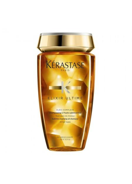 KERASTASE ELIXIR ULTIME - shampoo detergente prodigio 250ml
