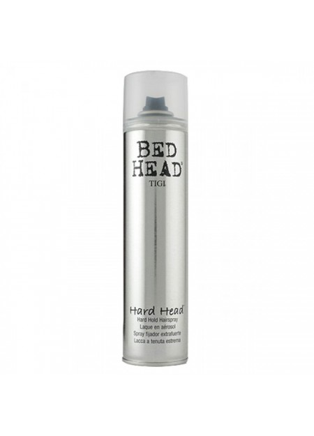 TIGI BED HEAD- HARD HEAD LACCA A TENUTA ESTREMA 385ML