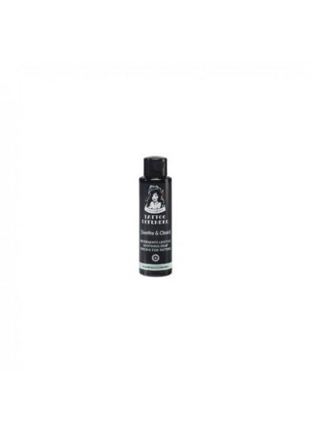 TATTOO DEFENDER - SOOTHE & CLEAN - detergente per tatuaggi 100ML
