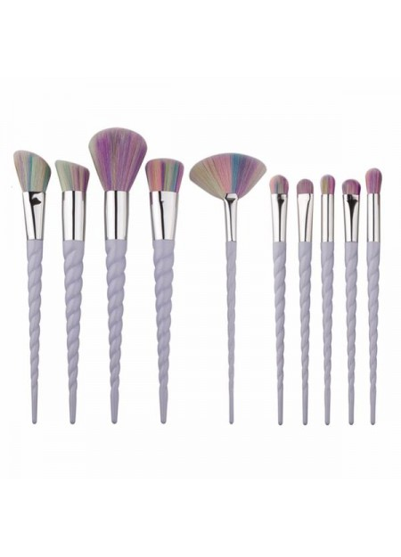 UNICORN BRUSHES SET - 10PZ