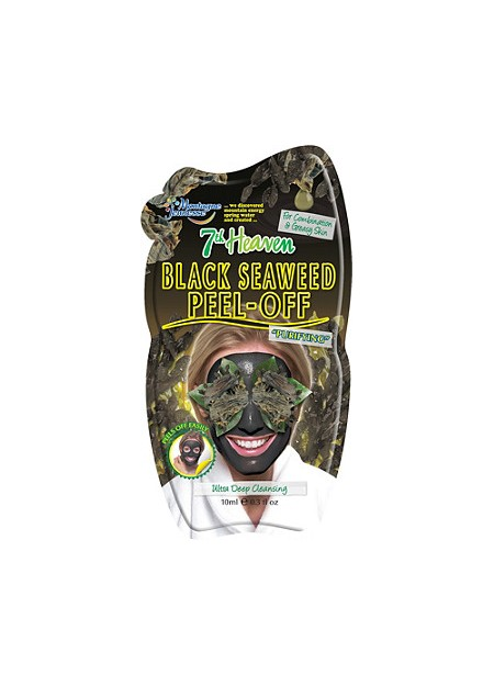 7th Heaven - BLACK MASK PEEL OFF DETOSSINANTE -MONTAGNE JEUNESSE