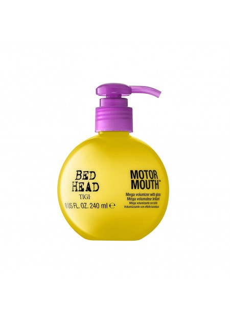 TIGI BED HEAD- MOTOR MOUTH VOLUMIZZANTE CON EFFETTO LUCENTEZZA 240ML
