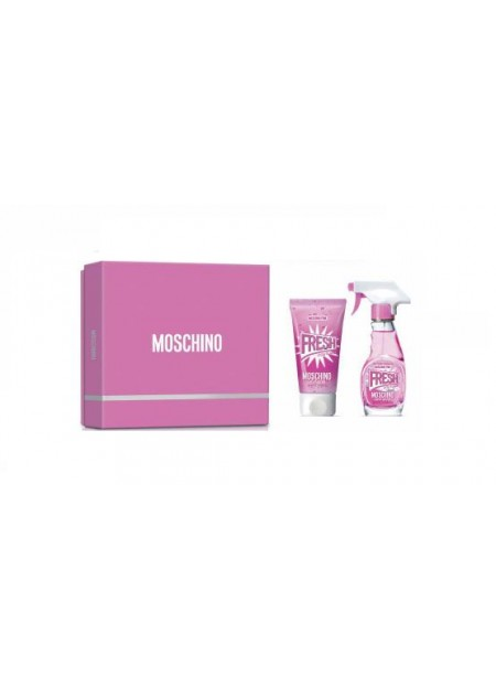 MOSCHINO - MOSCHINO FRESH COFANETTO EDT 30ML + BODY LOTION 50ML