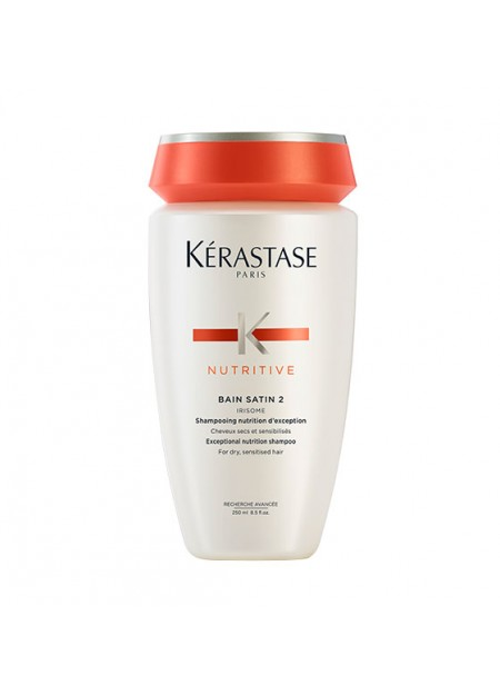 KERASTASE NUTRITIVE BAIN SATIN 2 - shampoo nutrizione d'eccezione 250ml