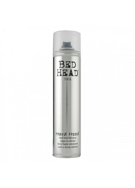 TIGI BED HEAD- HARD HEAD LACCA A TENUTA ESTREMA 385ML