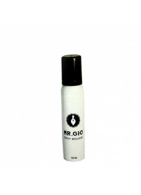 MR GIO' - GRAY MOUSSE - 100ml