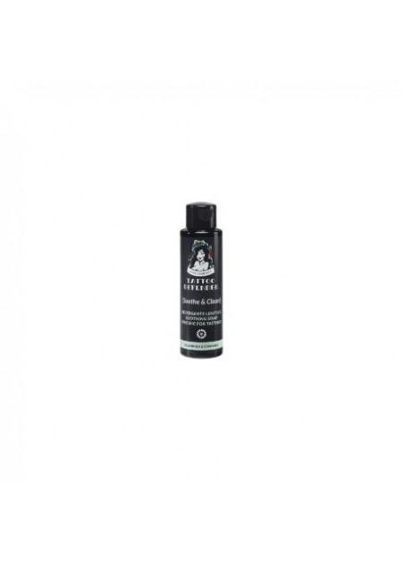 TATTOO DEFENDER - SOOTHE & CLEAN - detergente per tatuaggi 100ML