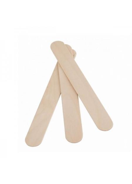 TESSILTAGLIO- spatole in legno 100pz