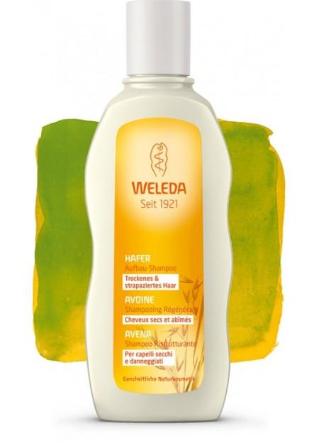 WELEDA AVENA- Shampoo Ristrutturante 190ml