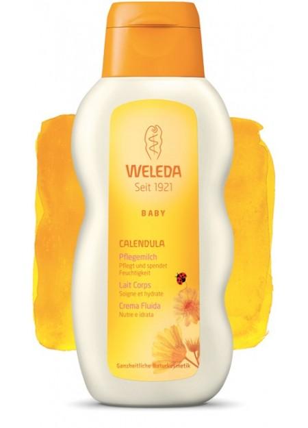 WELEDA BABY CALENDULA- Crema fluida 200ml