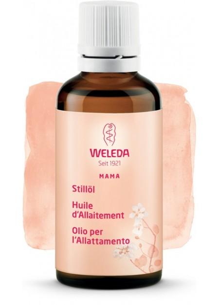 WELEDA MAMMA- Olio per l'allattamento 50ml