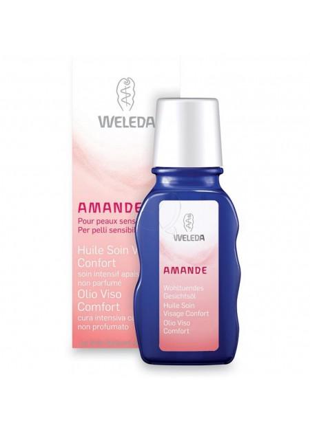 WELEDA MANDORLA- Olio viso comfort 50ml