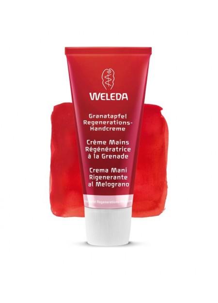 WELEDA- crema mani rigenerante al melograno 50ml