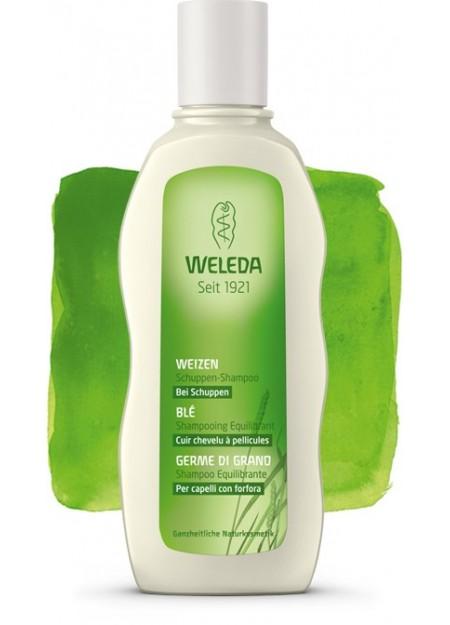 WELEDA- Shampoo equilibrante antiforfora 190ml