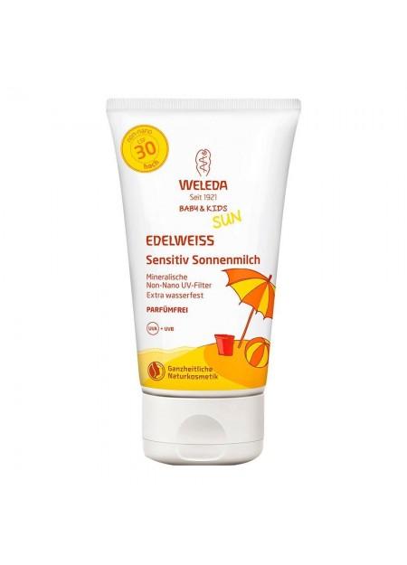WELEDA SUN Baby & Kids - CREMA SOLARE 30spf 150ml